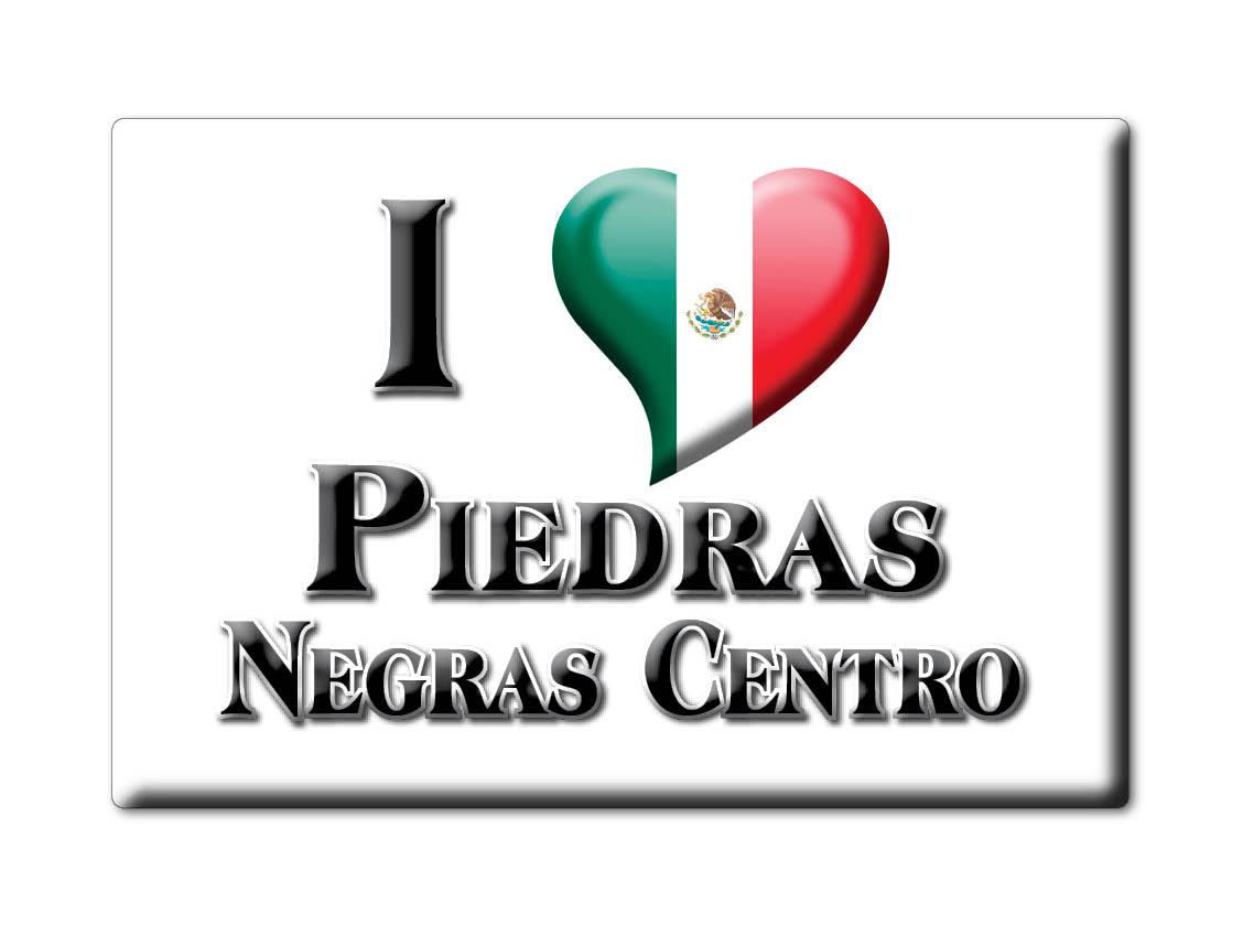 MEXICO-SOUVENIR-FRIDGE-MAGNET-IMAN-DE-NEVERA-I-LOVE-PIEDRAS-NEGRAS-CENTRO