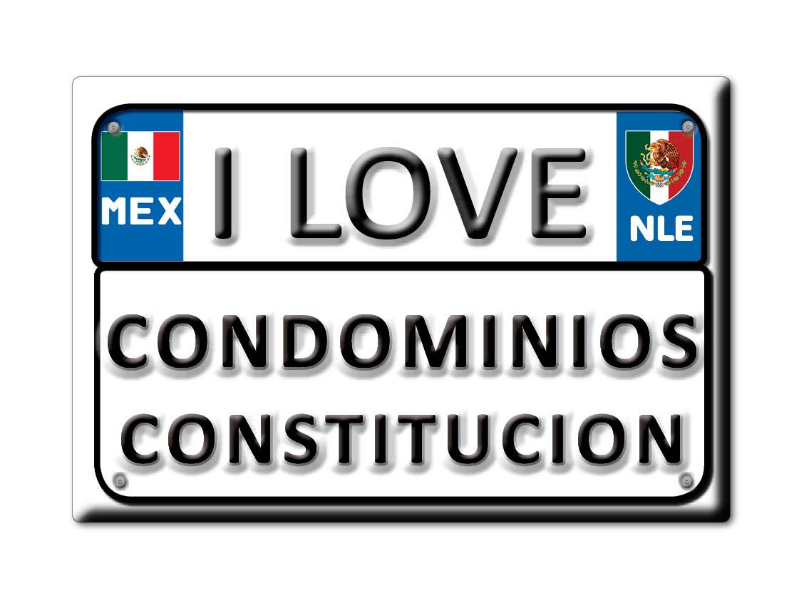 MEXICO-SOUVENIR-FRIDGE-MAGNET-IMAN-DE-NEVERA-I-LOVE-CONDOMINIOS-CONSTITUCION