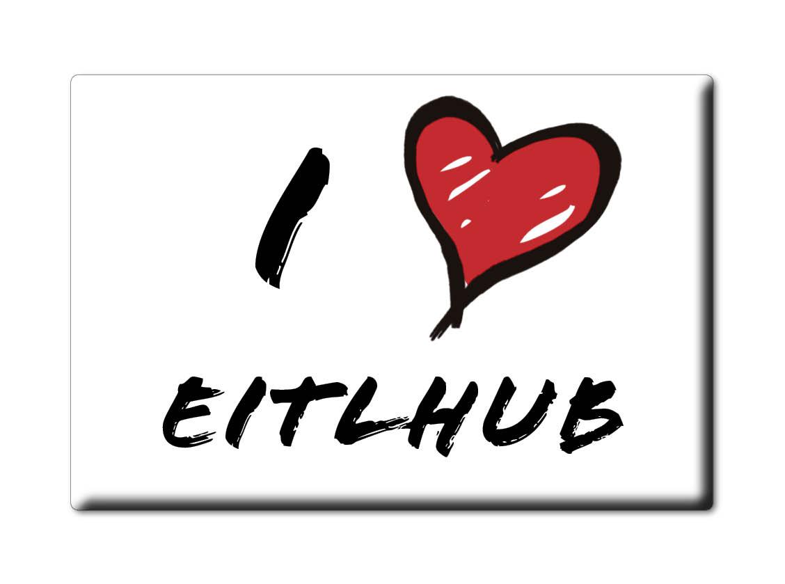 DEUTSCHLAND-SOUVENIR-BAYERN-KUHLSCHRANKMAGNET-ICH-LIEBE-I-LOVE-EITLHUB-BY