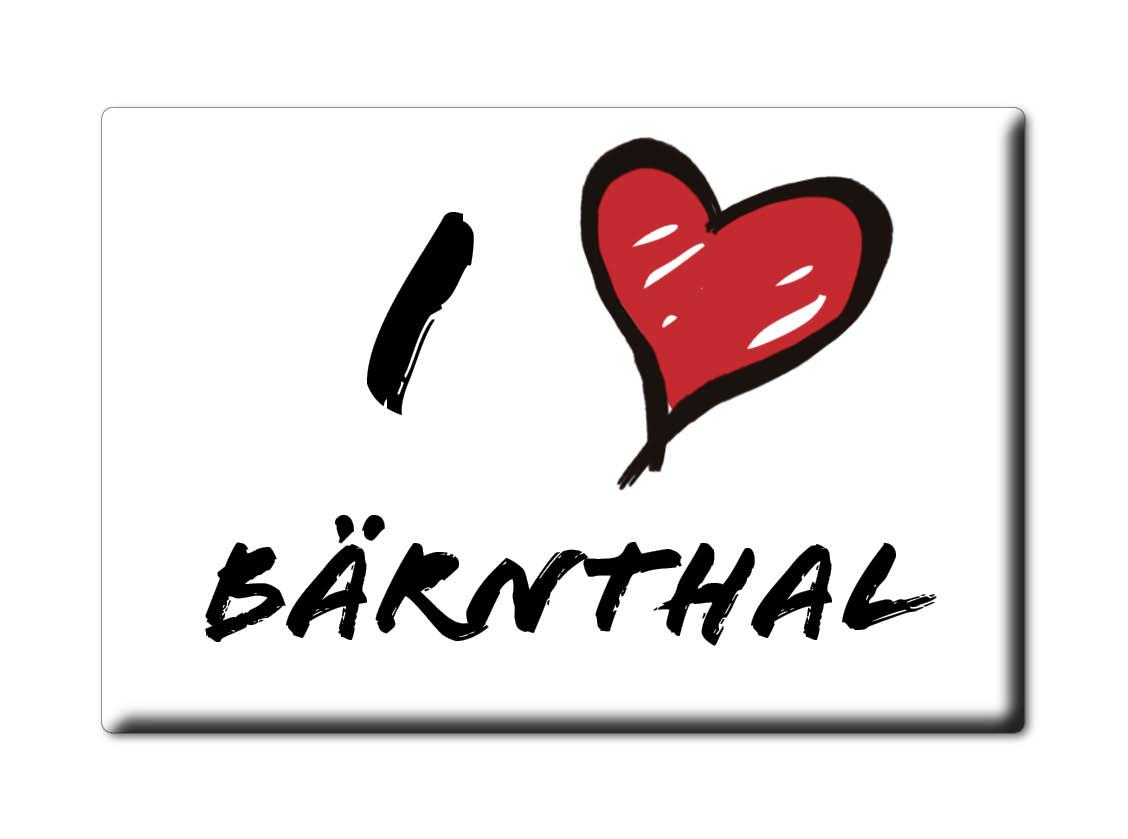 DEUTSCHLAND-SOUVENIR-BAYERN-KUHLSCHRANKMAGNET-ICH-LIEBE-I-LOVE-BARNTHAL-BY