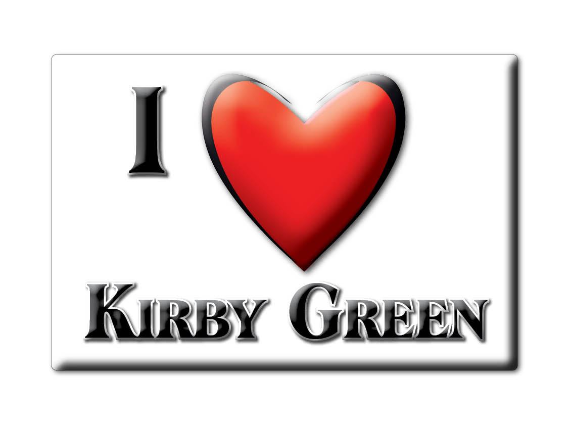 SOUVENIR-UK-ENGLAND-NORFOLK-FRIDGE-MAGNET-UK-I-LOVE-KIRBY-GREEN-ENG