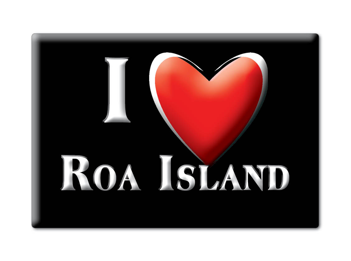 SOUVENIR-UK-ENGLAND-CUMBRIA-FRIDGE-MAGNET-UK-I-LOVE-ROA-ISLAND-ENG