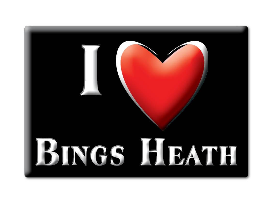 SOUVENIR-UK-ENGLAND-SHROPSHIRE-FRIDGE-MAGNET-UK-I-LOVE-BINGS-HEATH-ENG