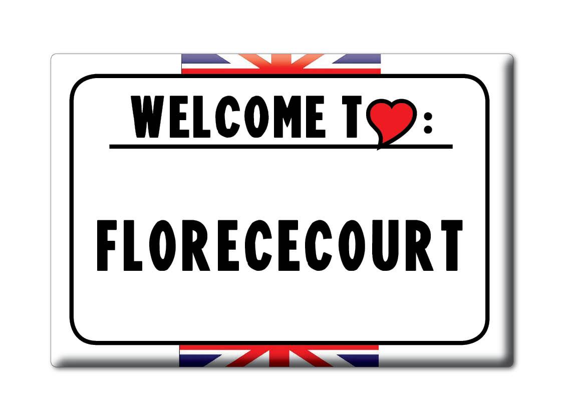 SOUVENIR-UK-NORTHERN-IRELAND-COUNTY-FERMANAGH-MAGNET-I-LOVE-FLORECECOURT-IRL