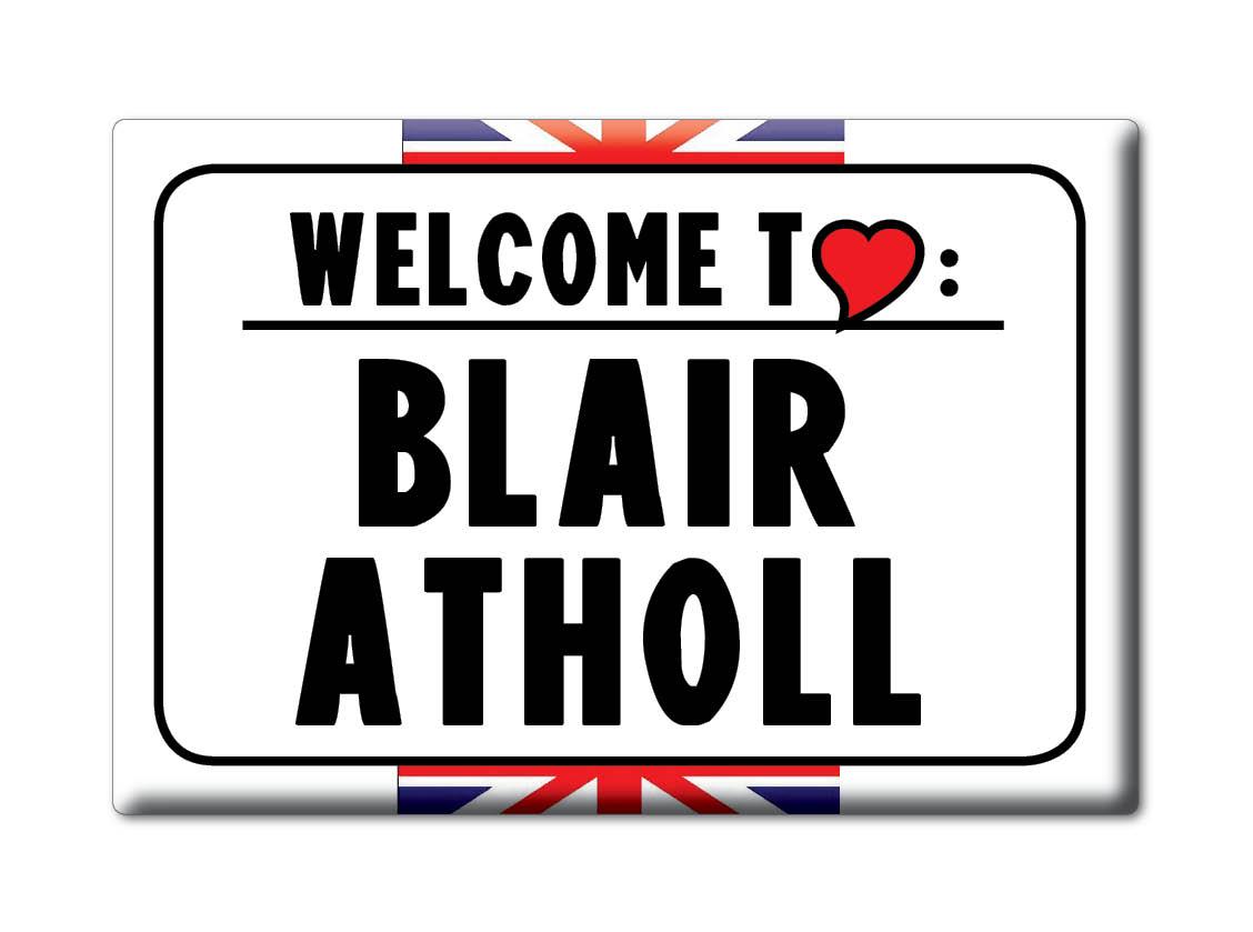 SOUVENIR-UK-SCOTLAND-PERTH-AND-KINROSS-FRIDGE-MAGNET-I-LOVE-BLAIR-ATHOLL-SCO