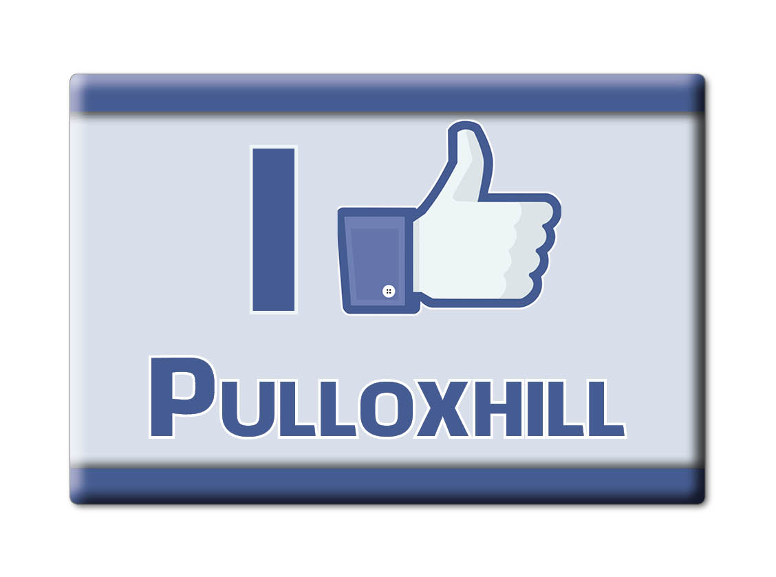 SOUVENIR-UK-ENGLAND-BEDFORDSHIRE-FRIDGE-MAGNET-UK-I-LOVE-PULLOXHILL-ENG