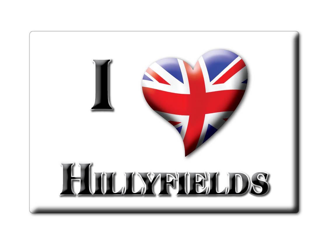 SOUVENIR-UK-ENGLAND-HAMPSHIRE-FRIDGE-MAGNET-UK-I-LOVE-HILLYFIELDS-ENG