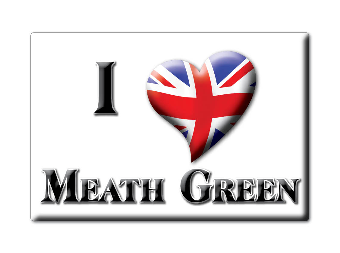 SOUVENIR-UK-ENGLAND-SURREY-FRIDGE-MAGNET-UK-I-LOVE-MEATH-GREEN-ENG