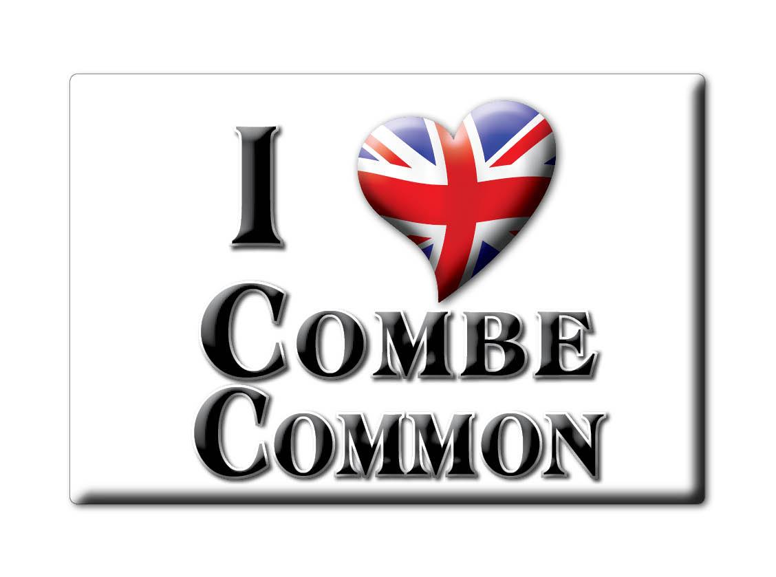 SOUVENIR-UK-ENGLAND-SURREY-FRIDGE-MAGNET-UK-I-LOVE-COMBE-COMMON-ENG