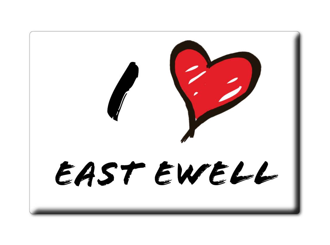 SOUVENIR-UK-ENGLAND-SURREY-FRIDGE-MAGNET-UK-I-LOVE-EAST-EWELL-ENG