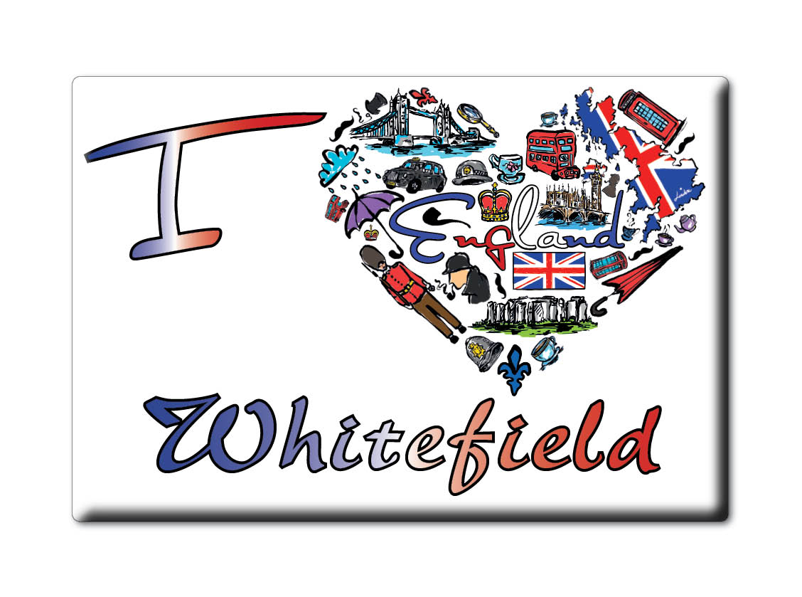 SOUVENIR-UK-ENGLAND-SOMERSET-FRIDGE-MAGNET-UK-I-LOVE-WHITEFIELD-ENG