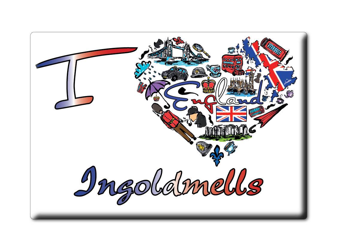 SOUVENIR-UK-ENGLAND-LINCOLNSHIRE-FRIDGE-MAGNET-UK-I-LOVE-INGOLDMELLS-ENG