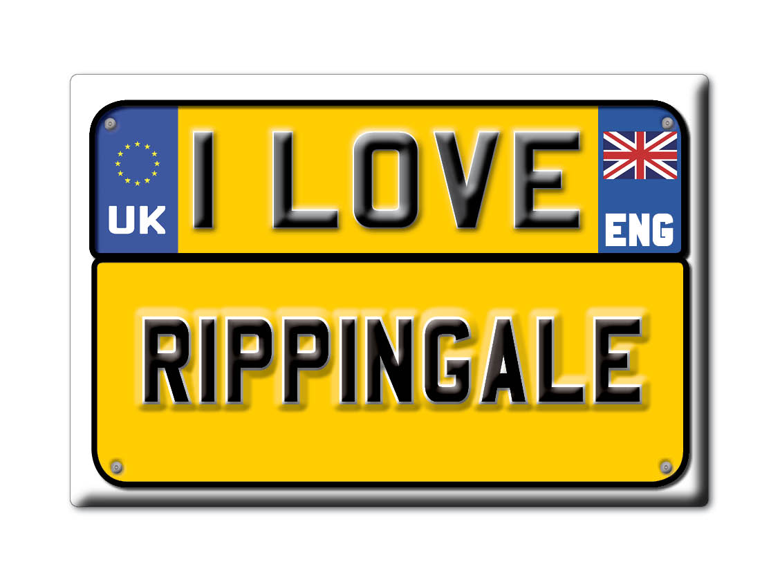 SOUVENIR-UK-ENGLAND-LINCOLNSHIRE-FRIDGE-MAGNET-UK-I-LOVE-RIPPINGALE-ENG