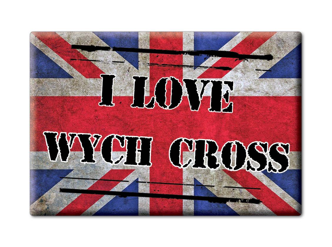 SOUVENIR-UK-ENGLAND-EAST-SUSSEX-FRIDGE-MAGNET-UK-I-LOVE-WYCH-CROSS-ENG