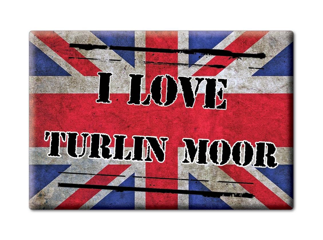 SOUVENIR-UK-ENGLAND-DORSET-FRIDGE-MAGNET-UK-I-LOVE-TURLIN-MOOR-ENG